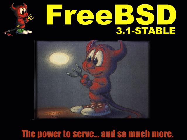 FreeBSD-3.1