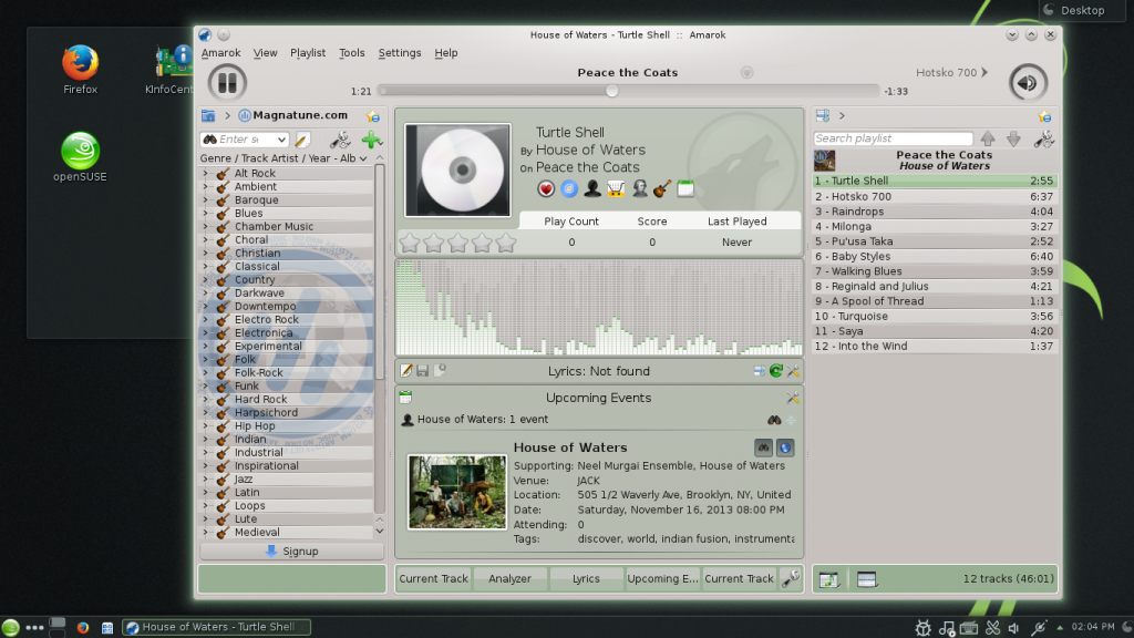 openSUSE-13.1
