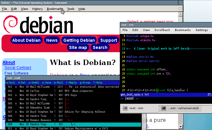 Debian-1.3