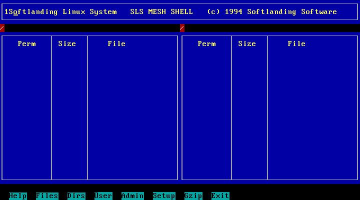 SLS-Linux